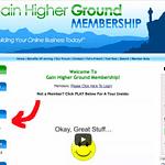 Gain Higher Ground, Health Support Hub