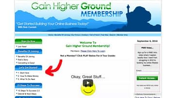 Gain Higher Ground Full Review