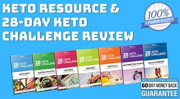 28-Day Keto Challenge, Health Support Hub