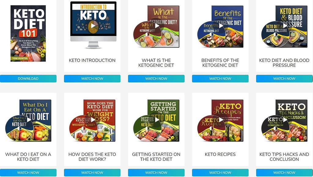 8-Week Custom Keto Diet Plan Review, Health Support Hub