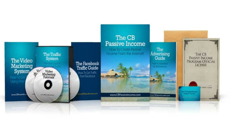 CB Passive Income Review – By Patric Chan, Health Support Hub
