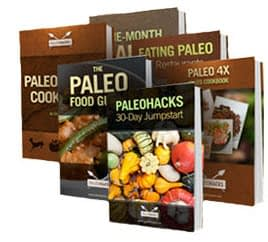 PaleoHacks Cookbook Review, Health Support Hub
