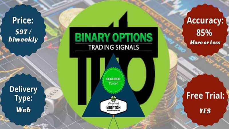 Binary Options Trading Signals, Health Support Hub