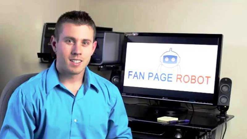 Fan Page Robot Review, Health Support Hub