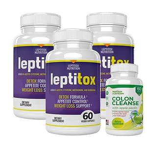 Leptitox, Health Support Hub