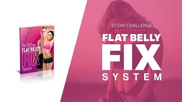 The Flat Belly Fix, The Flat Belly Fix Full Review, Health Support Hub