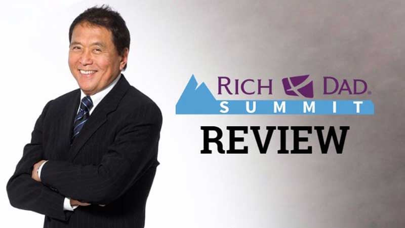 Rich Dad Summit Review, Health Support Hub
