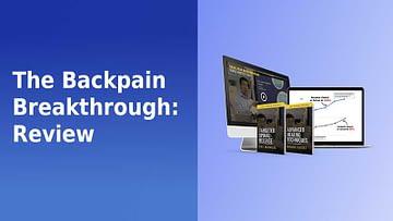 Back Pain Breakthrough Full Review
