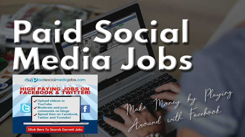 Paid Social Media Jobs Review, Health Support Hub