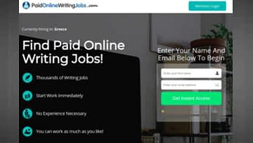 Paid Online Writing Jobs Full Review
