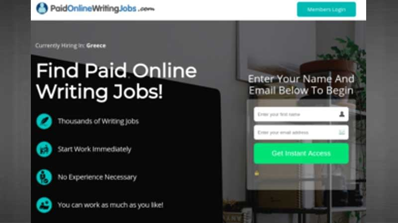 Paid Online Writing Jobs Review, Health Support Hub