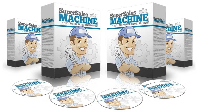 Super Sales Machine Review, Health Support Hub