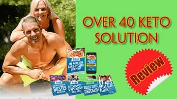 The Over 40 Keto Solution Review: What's the Solution and Blueprint Like?